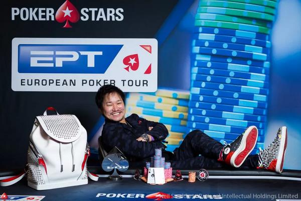 【蜗牛棋牌】职业牌手Tsugunari Toma致力推动扑克在日本的发展