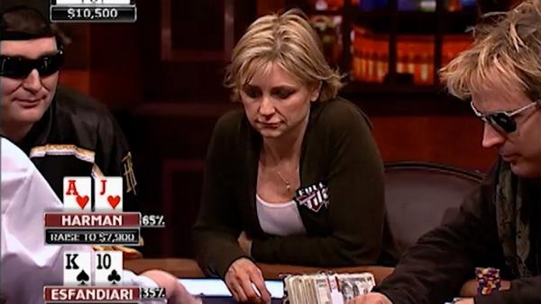 【蜗牛棋牌】Jennifer Harman呼吁女性玩家在牌桌上要狠,不要太敏感!