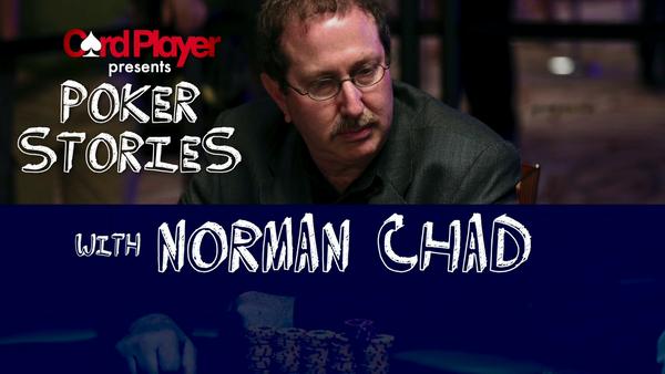 【蜗牛棋牌】黑客盯上了传奇扑克评论员Norman Chad!