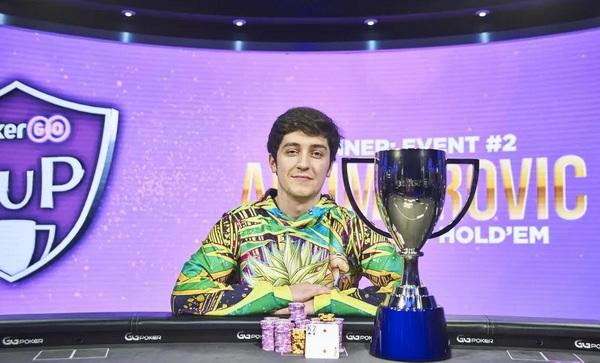 【蜗牛棋牌】Ali Imsirovic赢得了2021年的第七个豪客赛冠军头衔