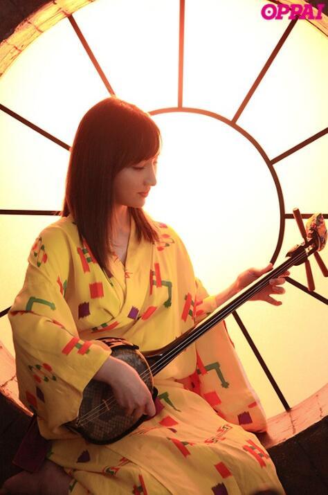 【蜗牛棋牌】楪可怜(楪カレン)个人资料及出道作品PPPD-904:纯天然H车灯乐师美少女出道!