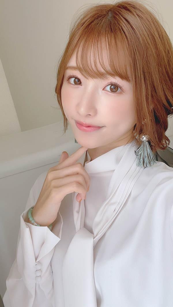 【蜗牛棋牌】清凉一夏!女优都去剪短发!