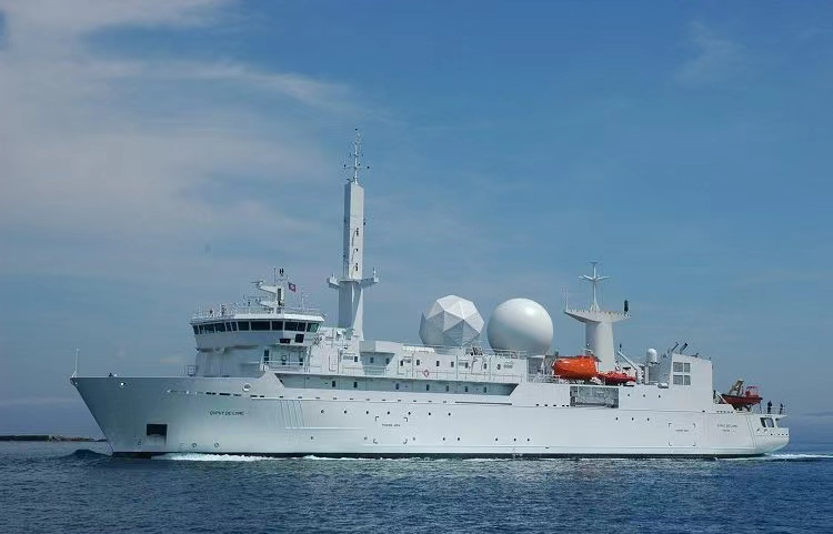 【蜗牛棋牌】俄罗斯国防部:俄东部军区对法国军舰进行监视