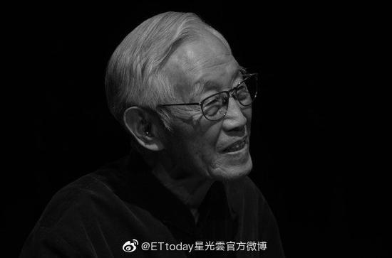 【蜗牛棋牌】演员高振鹏去世享年91岁 曾获金钟奖特别贡献奖