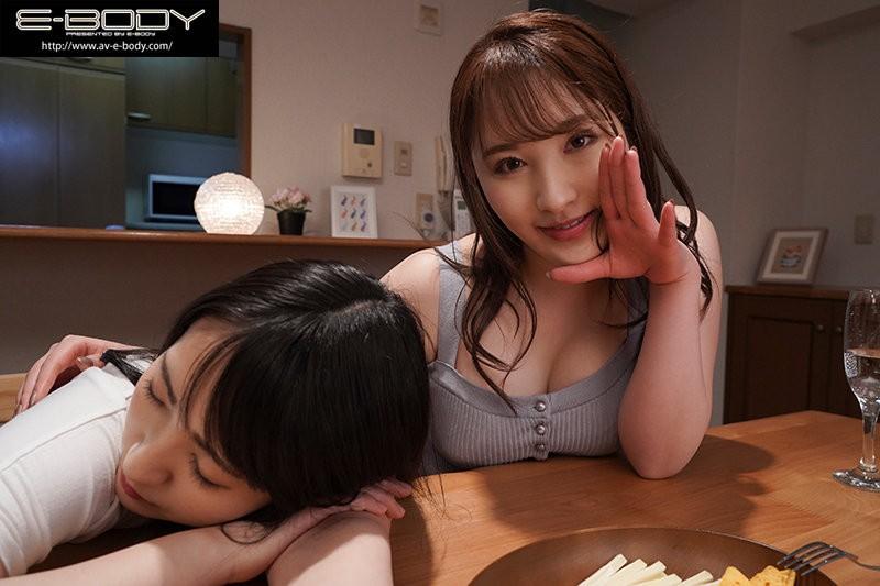 """【蜗牛棋牌】女友的姐姐""""北野未奈""""胸部超大!逮到机会就要和她好好做一下!"""