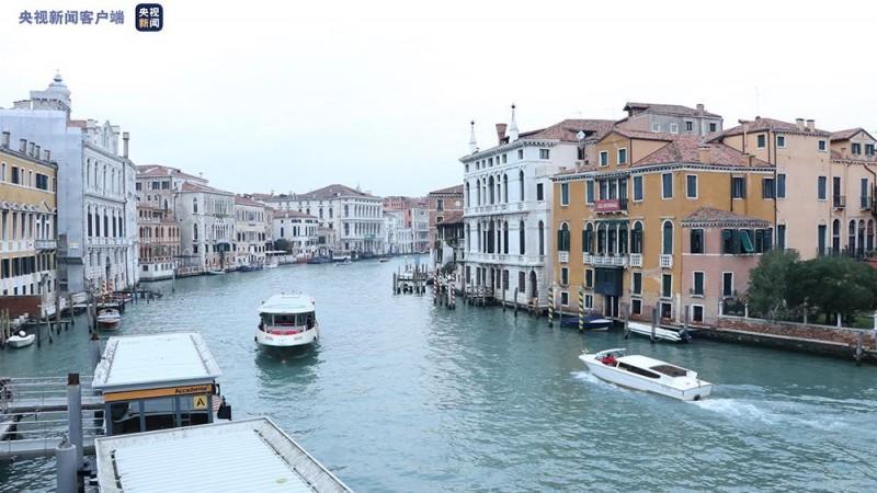 【蜗牛棋牌】意大利文化部长:反对威尼斯征收进城税
